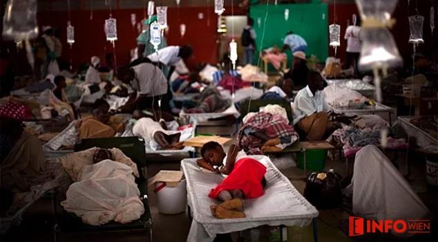 Haiti-Cholera-Epidemie