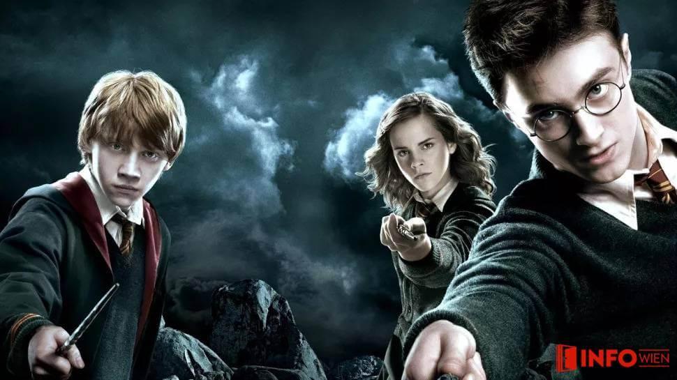 Harry Potter Veröffentlichungsreihenfolge