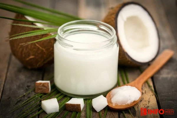 Kokosöl Nährwertangaben