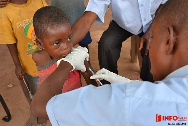 Kongo-Masern-Epidemie
