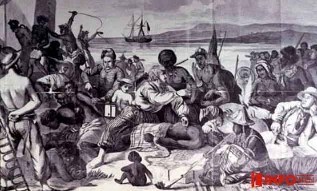Sechste Cholera-Pandemie