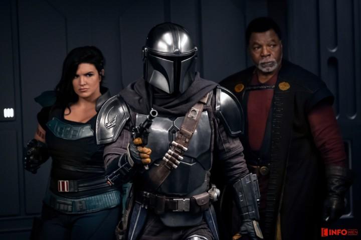 The Mandalorian Staffel 3 Cast