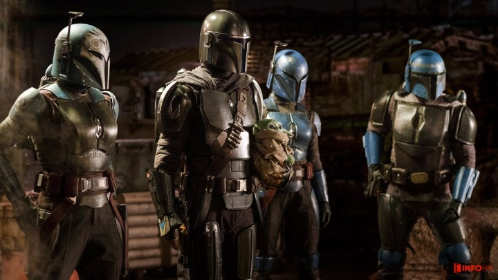 The Mandalorian Staffel 3