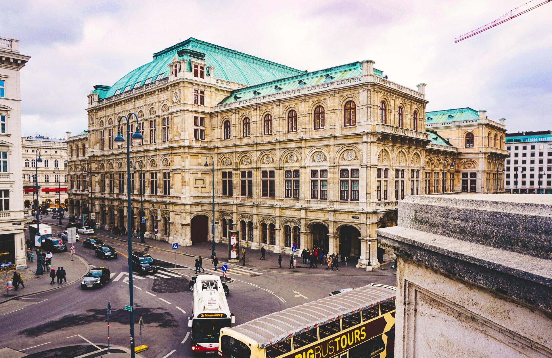 Was tun an einem heißen Tag in Wien?