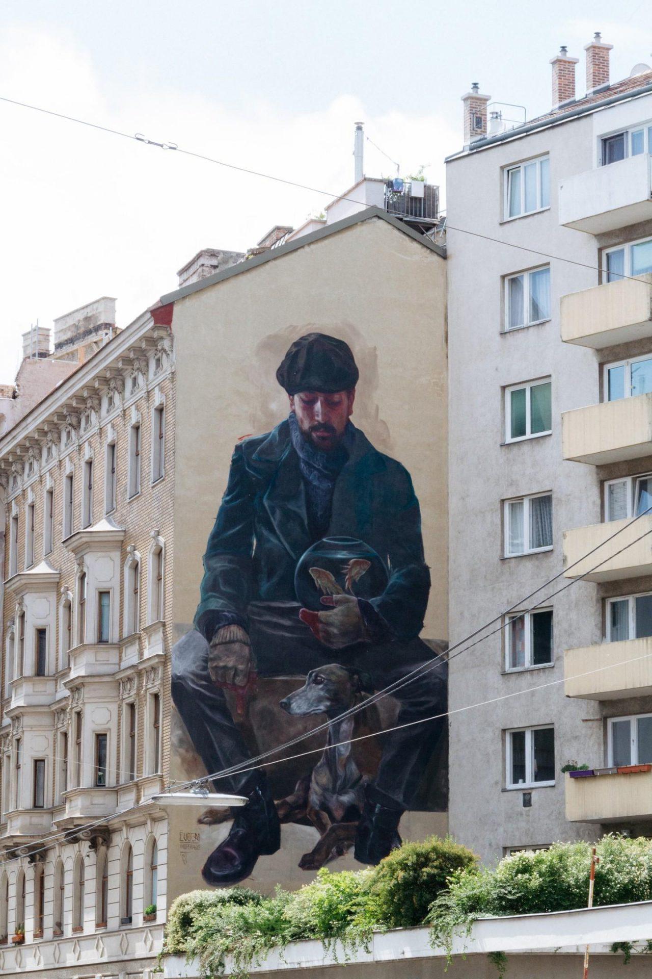 Street Art und Murals in Wien
