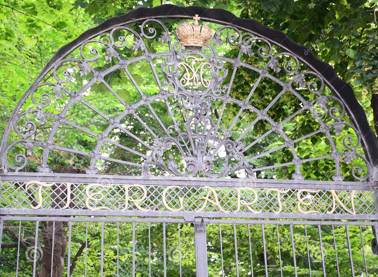 Schloss Schönbrunn Tiergarten