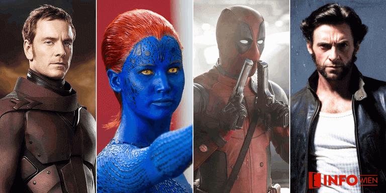 X-Men Reihenfolge